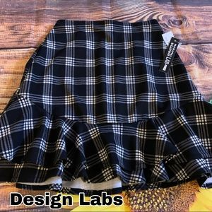 Design Labs by Lord & Taylor NEW XS skirt X-Small